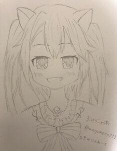 猫咲ささらさん(@NeKosaki_sasara)から